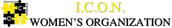 I.C.O.N. Women's Organization Logo